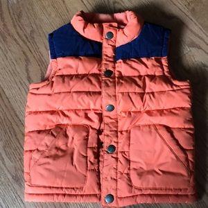 Gymboree Boys vest